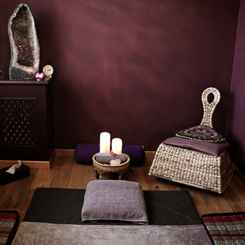 Beauty & Relax Deborah - Oosterse kamer